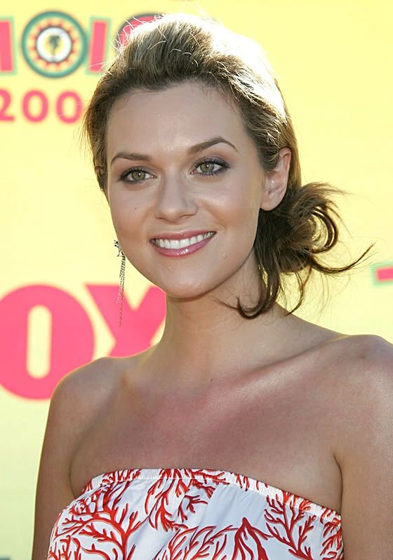 One Tree Hill - Hilarie Burton