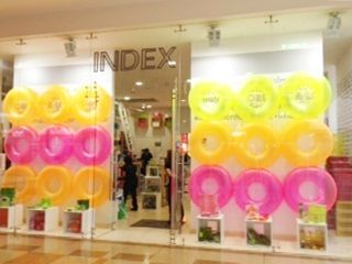 INDEX Almacén C.C. Santafé, junio 2012