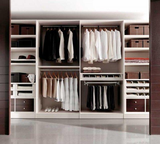 GANAR ESPACIO Ideas para organizar el armario