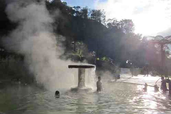 Termales (natural hot springs)....One of the greatest places to visit when in Colombia.