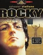Rocky (1976). [PG] 119 mins. Starring: Sylvester Stallone, Talia Shire, Burt Young, Carl Weathers, Burgess Meredith, George Memmoli, Tony Burton and Frank Stallone (Sr. and Jr.)