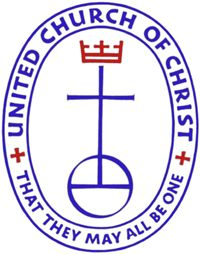 The logo of the United Church of Christ.
