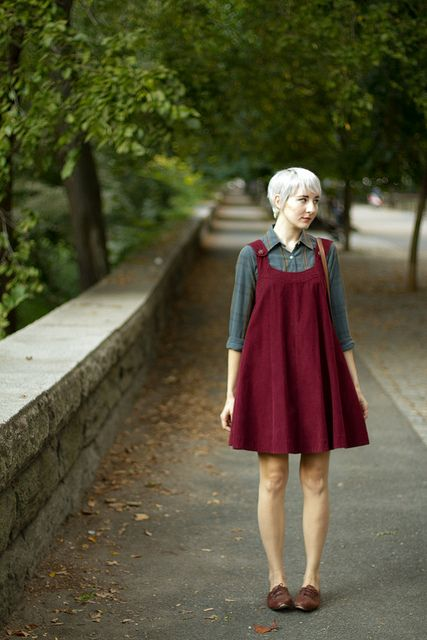 25+ best ideas about Jumper Dress on Pinterest