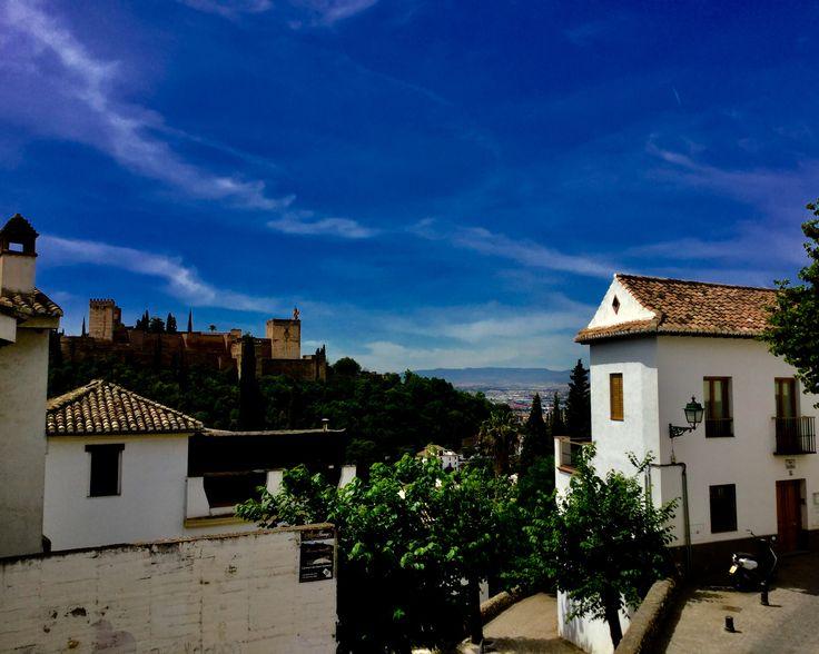 Granada (17 mai 2017) mirador san nicolas