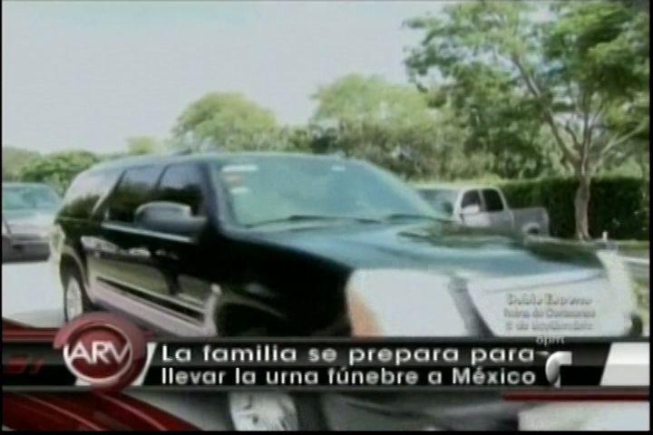 La Familia De Juan Gabriel Revela Detalles Del Homenaje En Ciudad Juárez Y Se Preparan Para Llevar Urna Fúnebre A Mexico