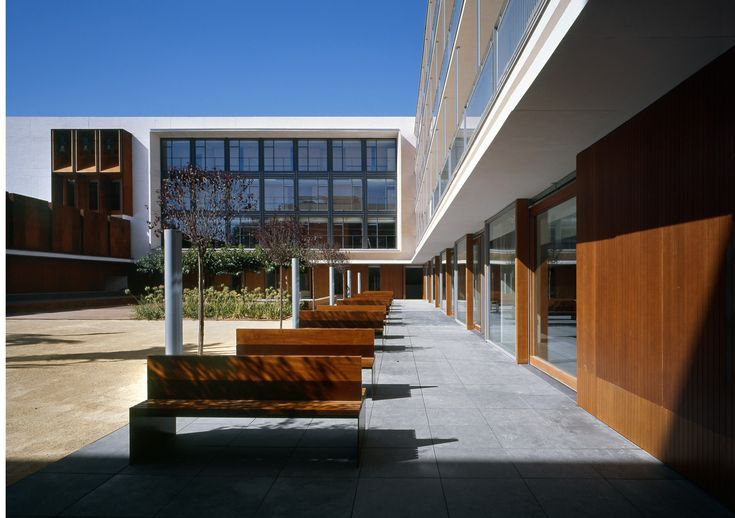Gallery of Seniors Residence and San José Chapel / Peñín Architects