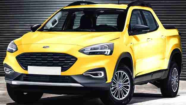 2022 Ford Courier Ford Focus Ford Courier Ford