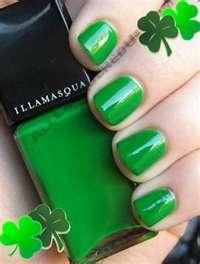 luck of the irish: Nails Colordesign, Nails Art, Irish Nails, Colors Nails, Nails Polish, Colors Nailart, Green Nails, Art Nails, Blue Nails