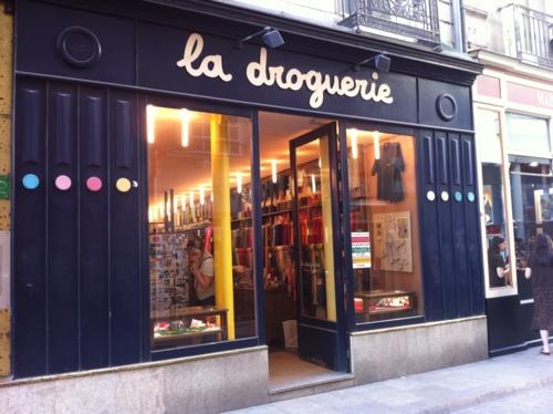 Paris : La Droguerie.