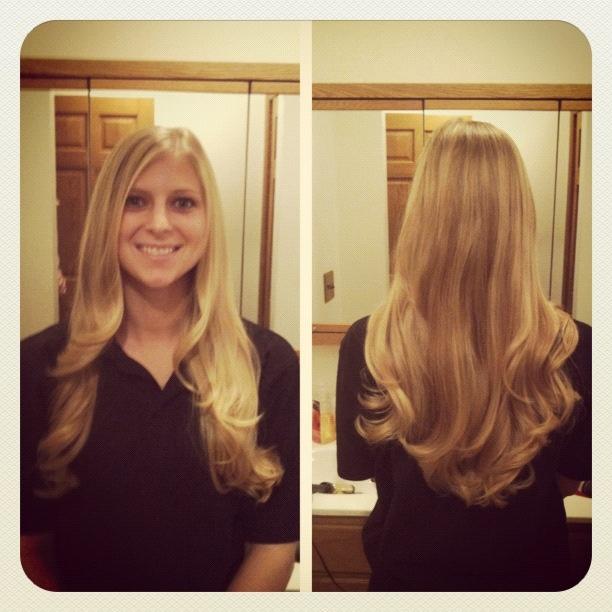 Long Hair Haircut U Shape Haircuts I Like