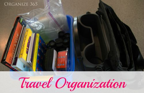 Auto Travel Organization | Organize 365
