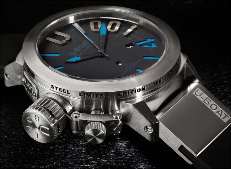 Classico 47mm 1001 Meter Blue Limited Edition
