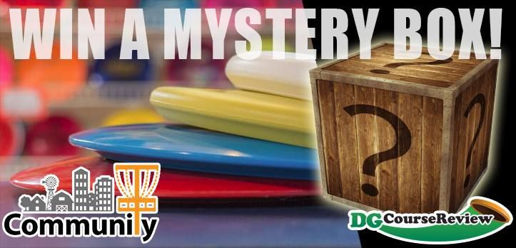 Disc Golf Course Review has teamed up withCommunity Discs to give away a…