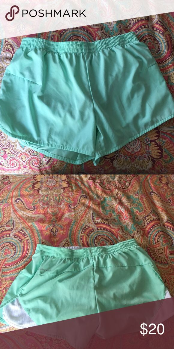 Shorts Mint shorts worn couple of times. Open to offers jadelynn brooke Shorts