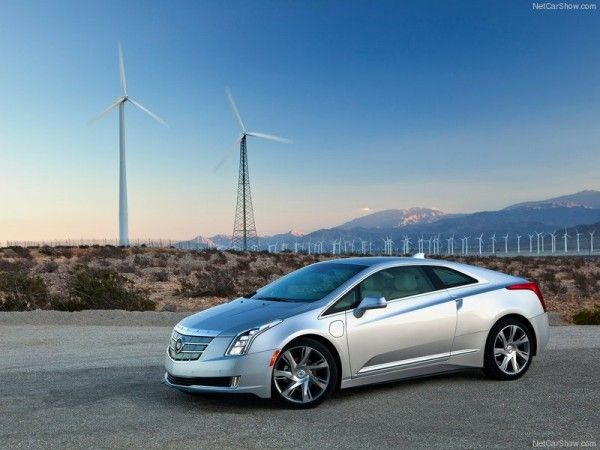 2014 Cadillac ELR Silver Wallpapers 600x450 2014 Cadillac ELR Complete Review with Images