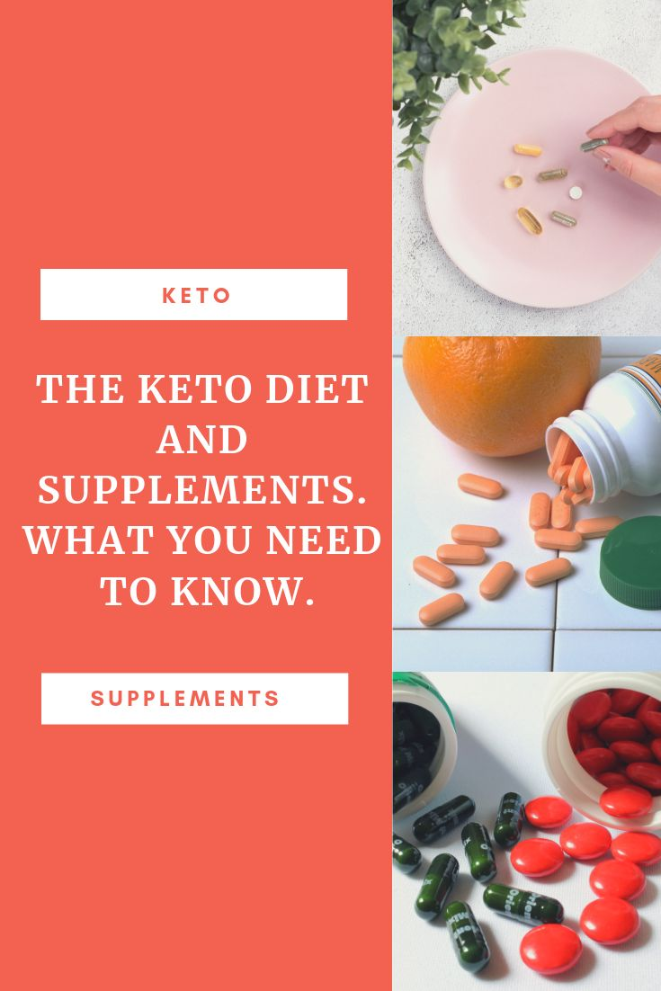 The Keto Diet and Supplements. What You Need to Know. | Keto Diet Suplement 4