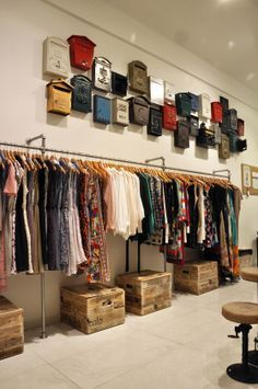51 best display images on Pinterest Clothing stores Dress shops