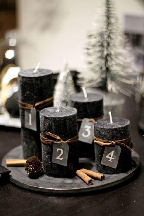 Adventskranz selber basteln – 4 einfache Anleitungen mit Tipps + 115 ausgefallene und traditionelle Ideen – Weihnachten