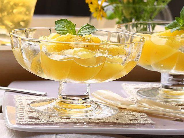 オレンジ&ミントゼリー | S&B エスビー食品株式会社