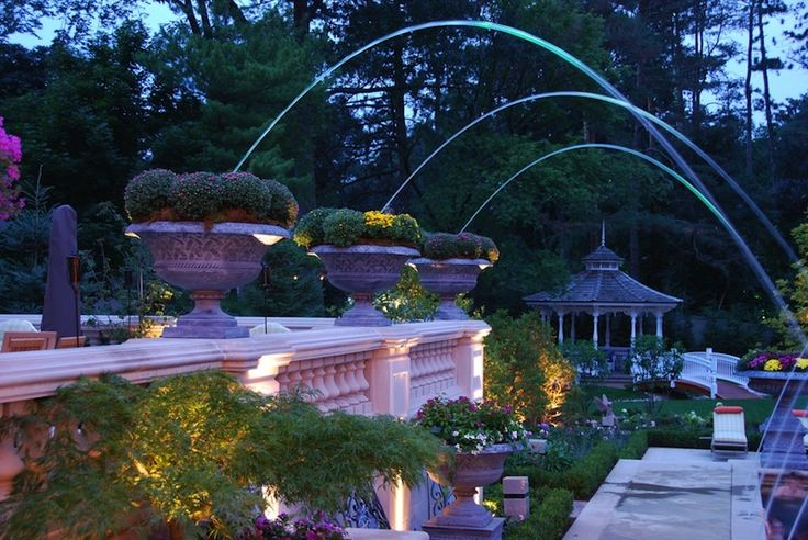 25 Best Images About Fountains Water Features On