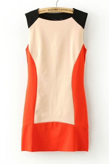 Colorblocking for moving into fall...