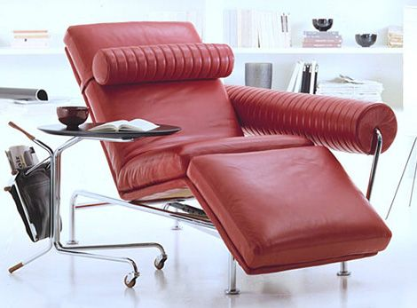 Modern Chaise Lounge Sofa Bed - Up & Down Lounge Sofa by i4 Mariani