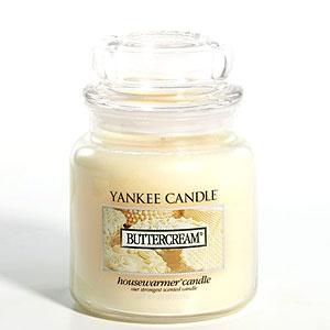 Yankee Candle Buttercream