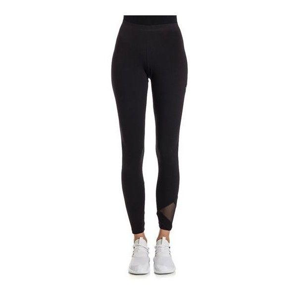 ADIDAS ORIGINALS Eqt Leggings (Eqt Tights) (€37) ❤ liked on Polyvore featuring pants, leggings, adidas originals pants, adidas originals, stretch waist pants, adidas originals leggings and elastic waistband pants