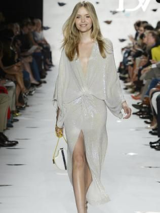 Dvf Wedding Dress Gabi Grecko Takes On Diane Von Furstenberg And Shows How