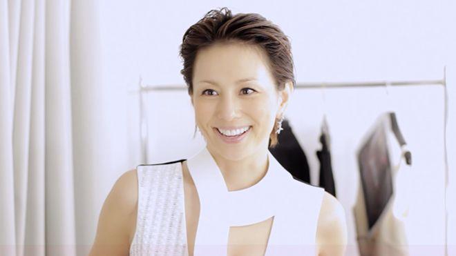 米倉涼子さんにインタビュー!VOGUE JAPAN Women of the Year 2014_Vogue Japan |CELEBRITY | VIDEO | VOGUE