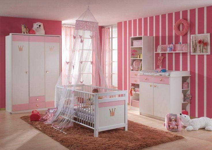 Kinderzimmer Komplettset für eine kleine Prinzessin ...