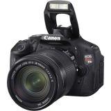 Canon EOS Rebel T3i 18 Megapixel Digital SLR Camera (Body with Lens Kit) - 18-55mm. Price: $640.99