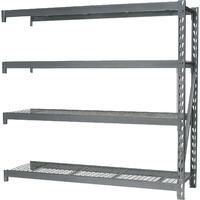 Sealey Heavy Duty Racking Extension Pack with 4 Mesh Shelves 900kg Capacity Per Level 233.95