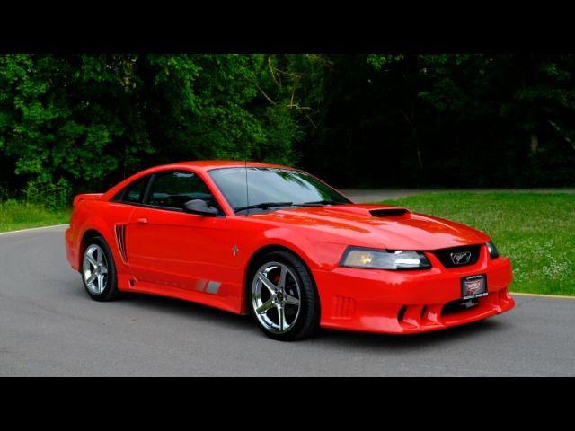 2001 Ford Mustang Saleen S281 Ford Mustang Saleen 2001 Ford