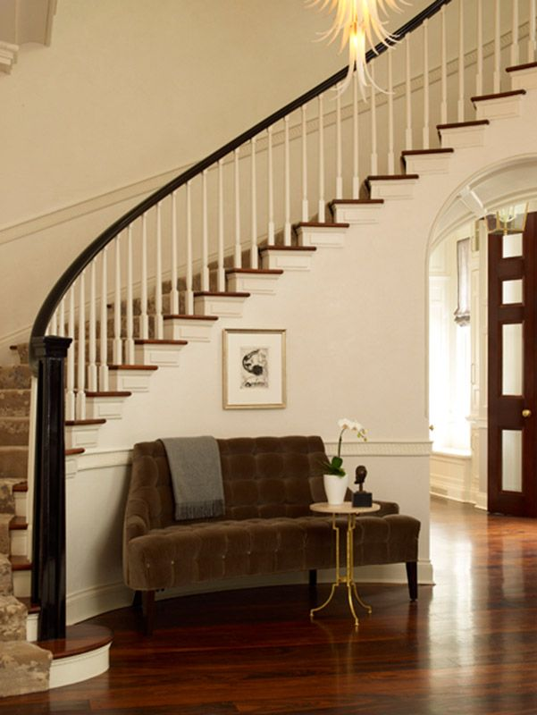 1000 ideas about curved staircase on pinterest grand for Round staircase designs interior
