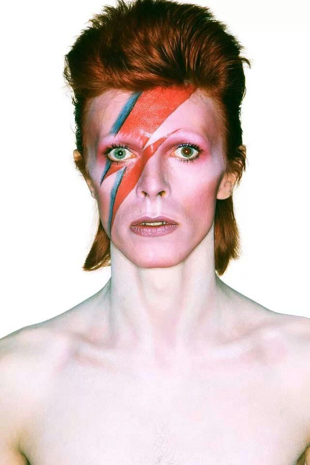 """When it comes down to it, glam rock was all very amusing. At the time, it was funny, then a few years later it became sort of serious-looking and a bit foreboding.' - David Bowie"
