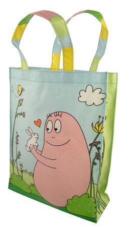 Shopping with Barbapapa