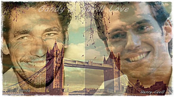 Gandy & Cavill Love