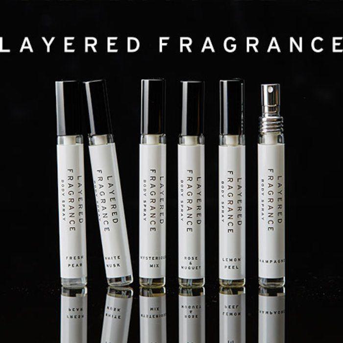楽天香水ランキング1位 Layeredfragranceレイヤードフレグランス