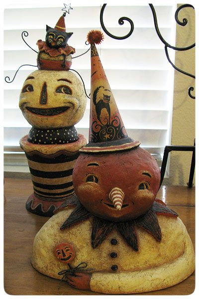 Jack-bust-and-friends by Johanna Parker Design, via Flickr