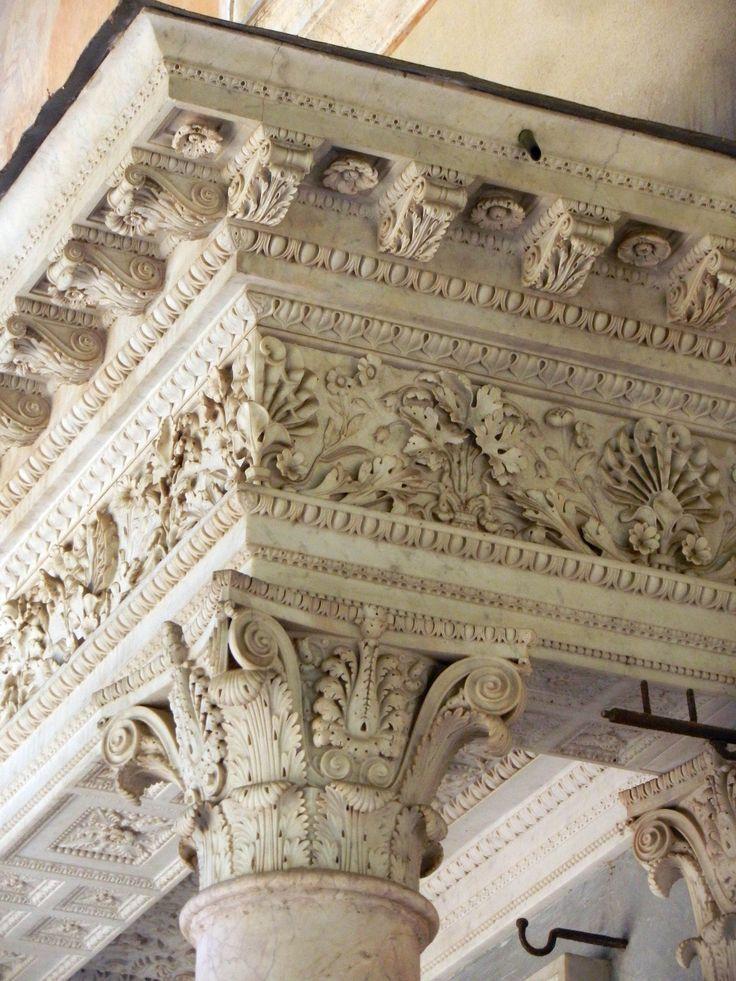 Villa torlonia roma 2013 arte antiguo deberes y for Ad architectural design