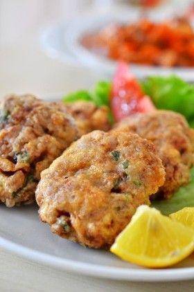 トルコ料理☆貴婦人の太もも・キョフテ