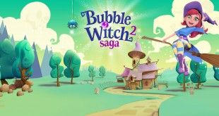 Bubble Witch Saga 2 Hack – Gold Bars Generator
