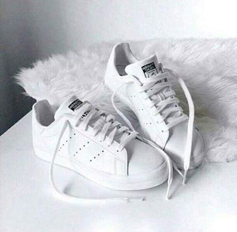 All white #shoes