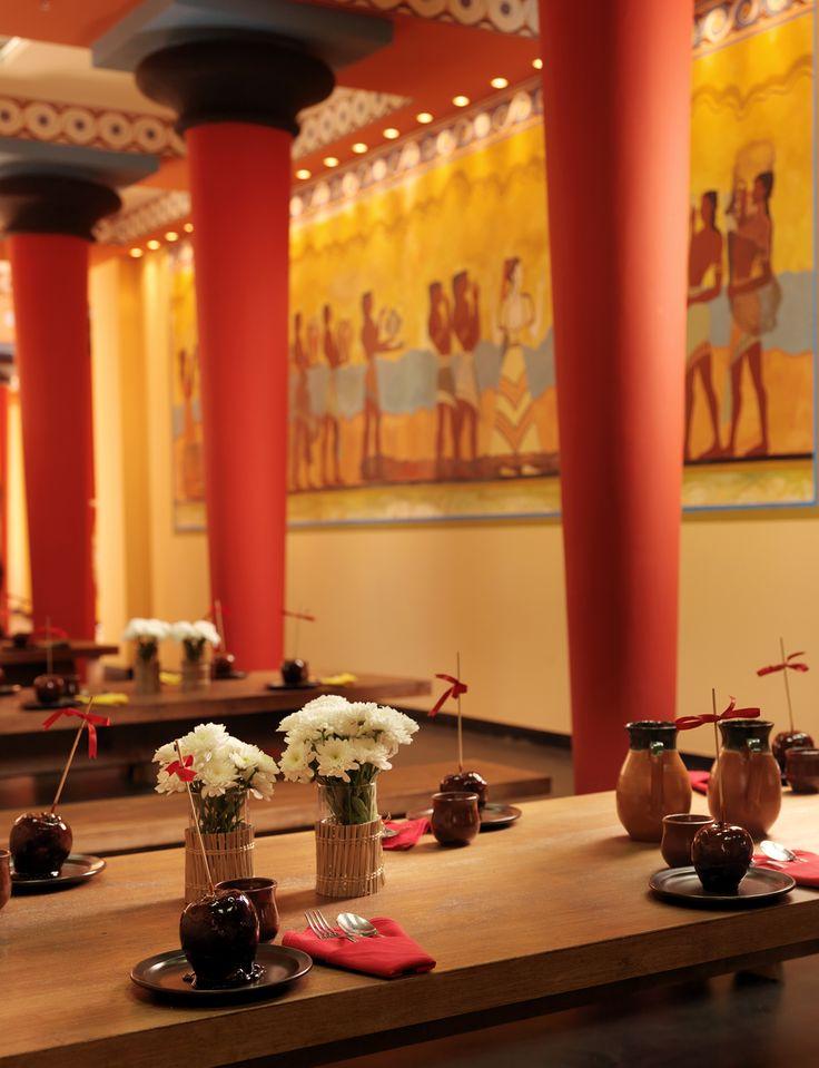 Minoan Indoors