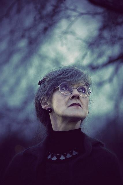 Sandra! Great woman. Janne Amalie Svit