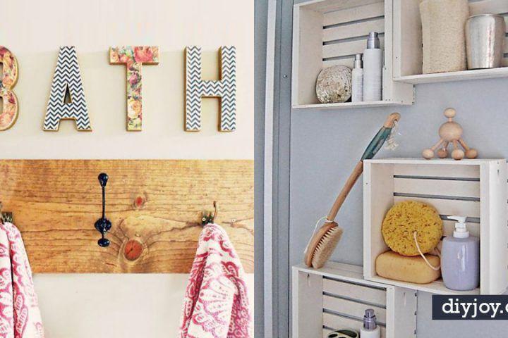 34 Billige Diy Badezimmer Ideen Mit Bildern Diy Badezimmer