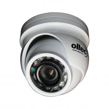"""Миниатюрная купольная видеокамера в металлическом антивандальном корпусе для незаметного видеонаблюдения. Технологии: AHD, аналоговая. Матрица: 1/3"""" Sony IMX238. Разрешение: 1280x960 пикс. (AHD-M), 1300 ТВЛ (в режиме аналога). Фокусное расстояние: 3,6 мм. Дальность ИК подсветки: до 10 метров. Индекс защиты IP66."""
