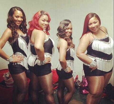 DDP (dancing doll parents) .. Sunjai mama Selena, Kayla mama, Camryn mama, & Chrystianna mama