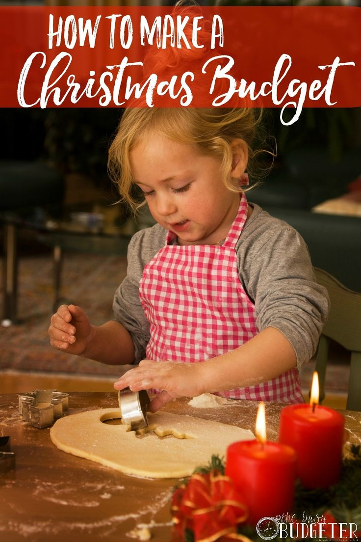 """How to #Create A #Holiday #Budget That Lets You Enjoy The Season More. Just what we needed! I want to give my kids an amazing #Christmas but not at the expense of our budget! A great reminder that the best #gifts are not """"things"""" but the #memories that will last forever :)"""